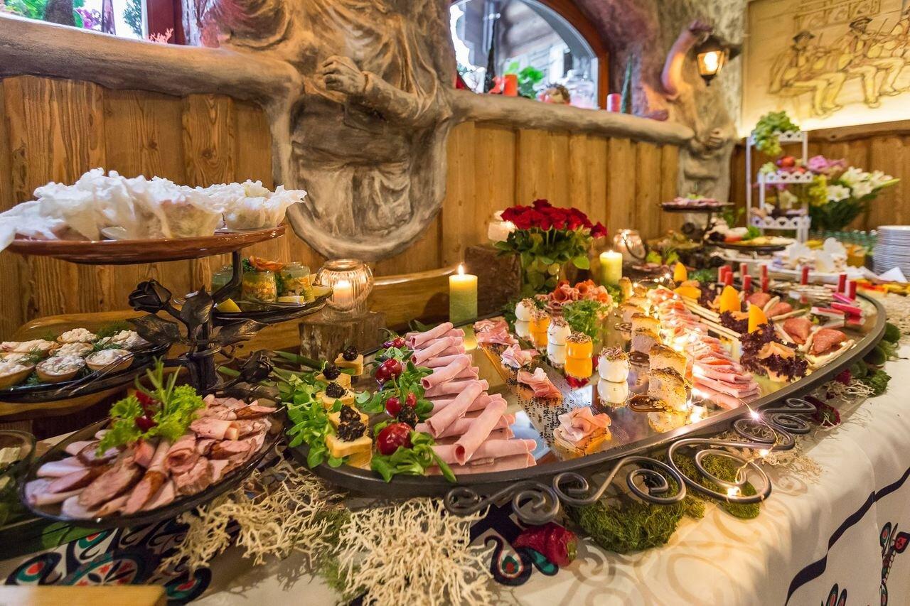 100best restaurants, Zakąski finger food, swojskie wyroby